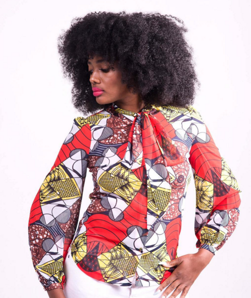 5 EASY, STYLISH WAYS TO WORK AFRICAN PRINT INTO YOUR WORKWEAR