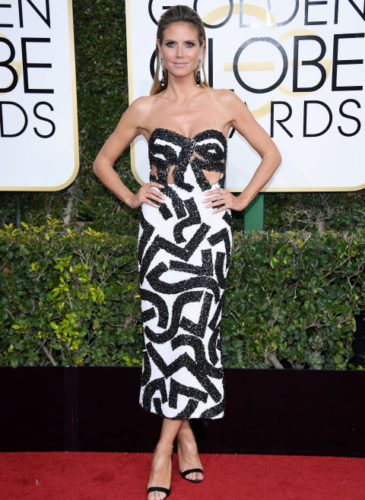 golden-globe-awards-heidi-klum