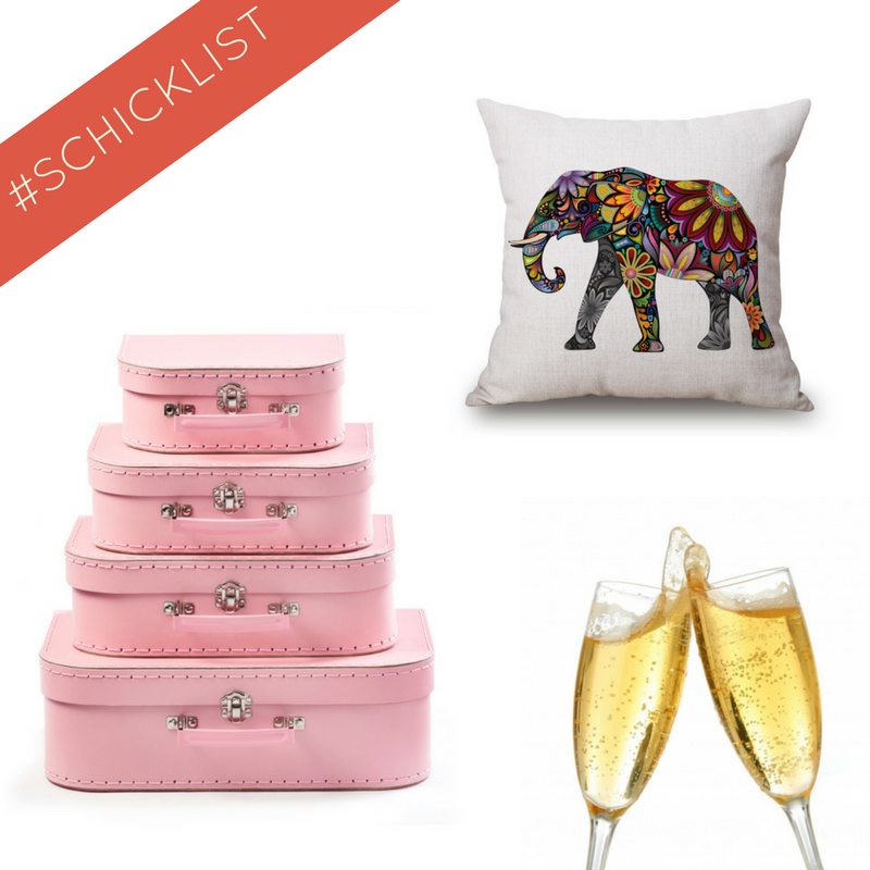 #SCHICKLIST: 5 THINGS THAT SHOULD BE ON EVERY BRIDE'S GIFT REGISTRY LIST