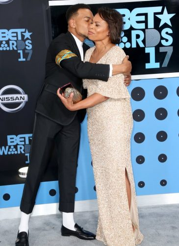 Chance-Rapper-His-Mom-2017-BET-Awards