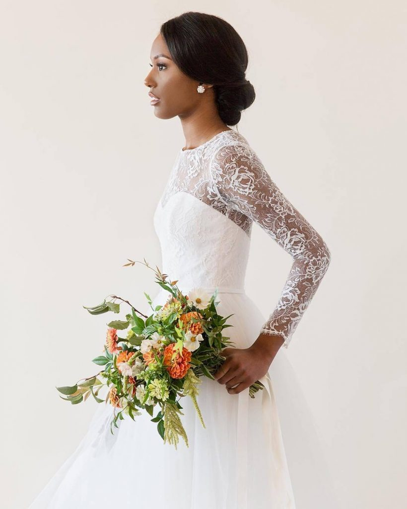 THESE AFRICAN WEDDING DRESS DESIGNERS MAKE YOUR BIG DAY DREAMS COME TRUE