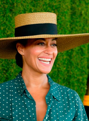 Tracee Ellis Ross attends the 8th annual