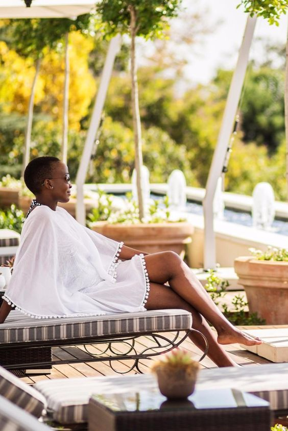 THE CHIC GIRL'S GUIDE TO JOHANNESBURG