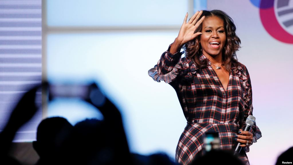 QUOTES TO TAKE FROM MICHELLE'S SPEECH AT THE OBAMA FOUNDATION SUMMIT