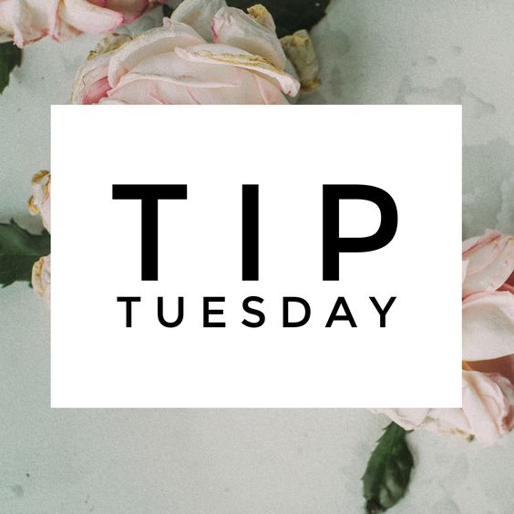 #TIPTUESDAY: GREAT TIPS FOR STAYING POSITIVE