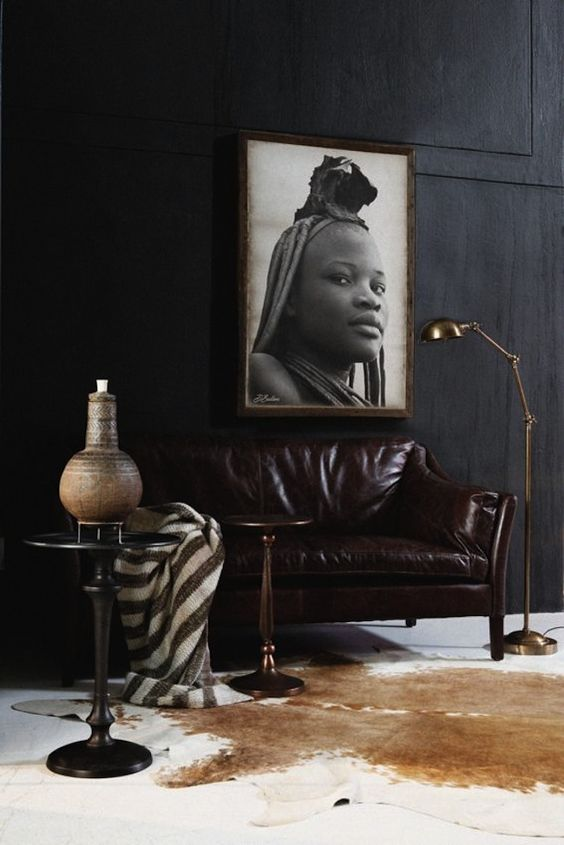 AFRICAN-THEMED DECOR IDEAS FOR A MORE VIBRANT HOME