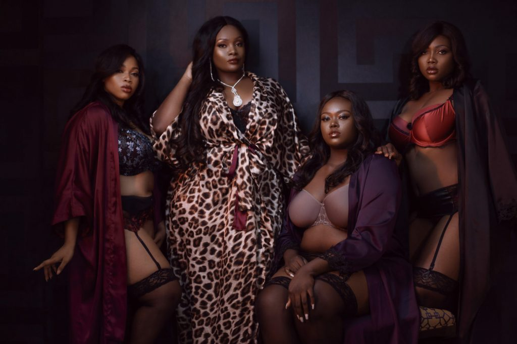 TOOLZ BRINGS DIVERSITY TO THE WORLD OF LINGERIE WITH SABLIER