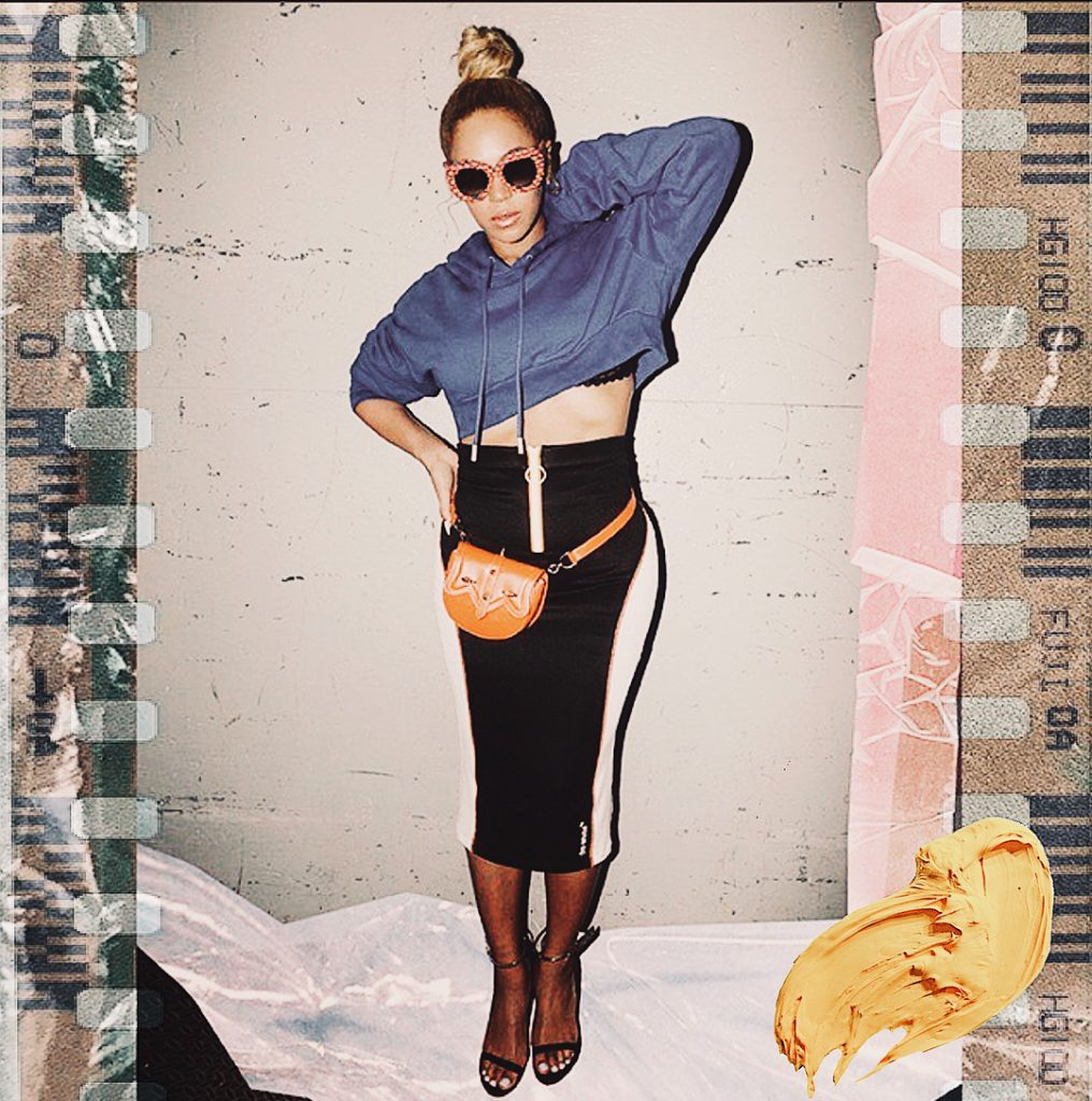 FASHION IN AFRICA: BEYONCÉ HAS BEEN LOWKEY ROCKING BAGS FROM THIS EGYPTIAN DESIGNER