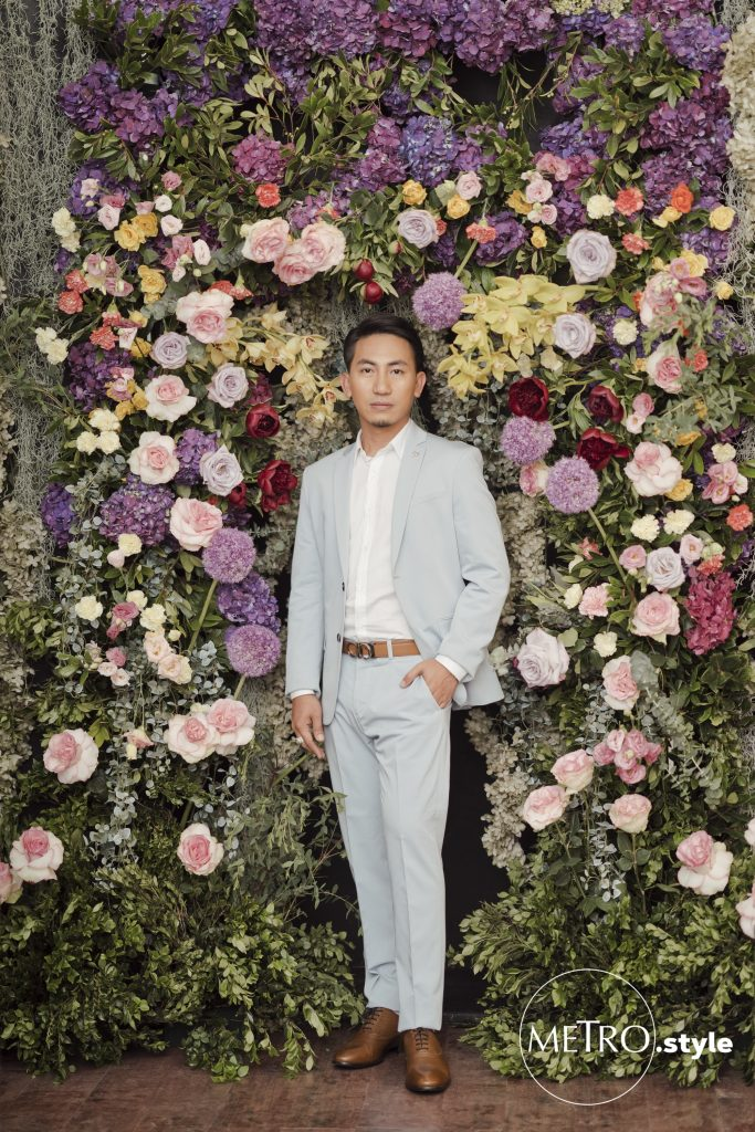 """DIAMOND INK EVENTS PRESENTS: GIDEON HERMOSA IN LAGOS """"LUSH, LUXE AND LOVE INSPIRED"""""""