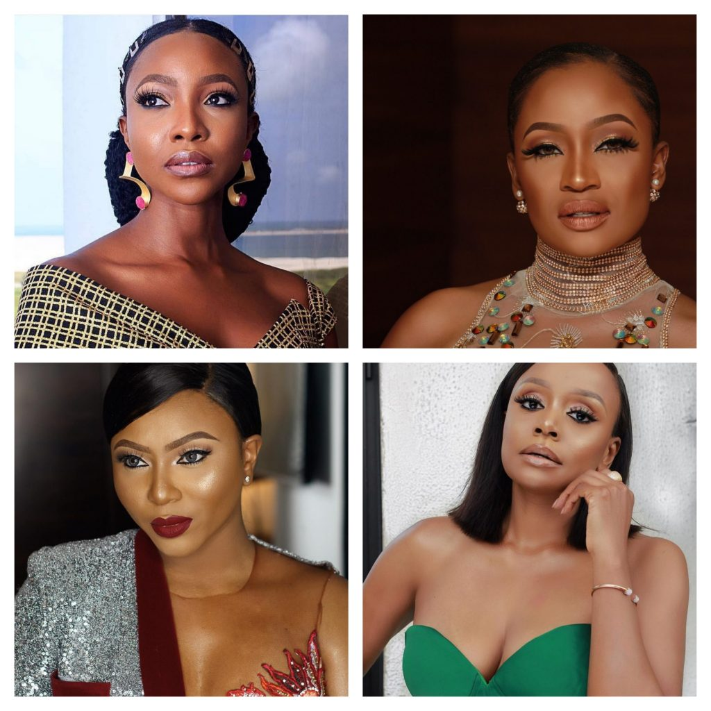 #AMVCA2018: THE 10 BEST BEAUTY LOOKS OF THE EVENING
